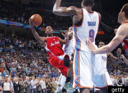 Chris Paul Clippers Thunder
