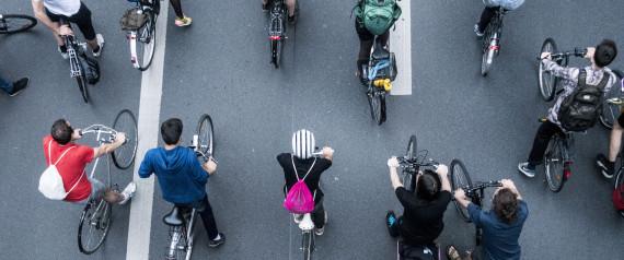 CYCLIST BERLIN