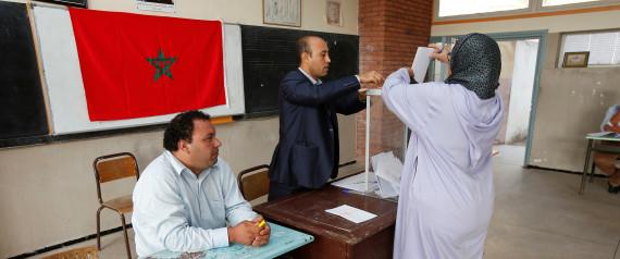 VOTE MOROCCO 2016