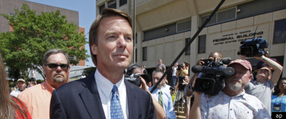 John Edwards Trial Jury Selection