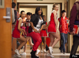 Glee Saturday Night Gleever