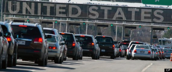 PUBLIC SERVICE CUTS BORDER DELAYS SLOWDOWNS
