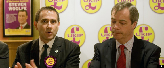 UKIP LONDON MAYOR