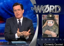 Colbert The Word