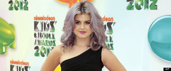 Kelly Osbourne Body Confidence