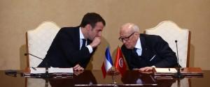 Macron Caid Essebsi