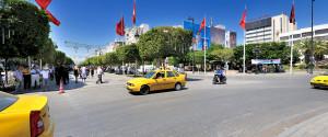Tunisia Taxi