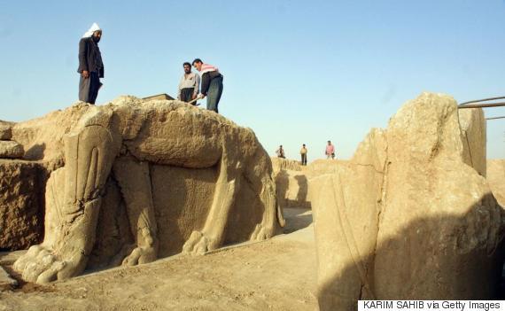 assyrian site
