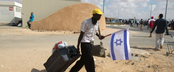 AFRICAN IMMIGRANTS IN ISRAEL