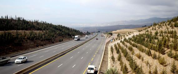 ROAD ALGERIA