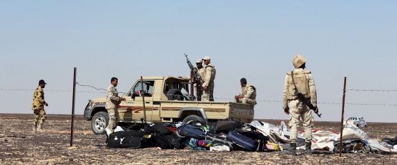 ARMED FORCES IN SINAI