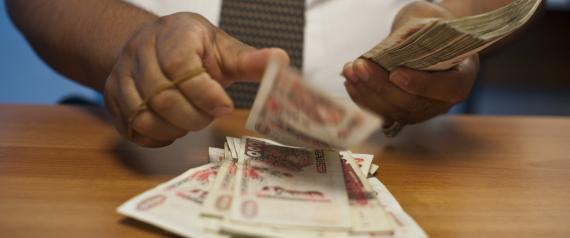 ALGERIAN MONEY