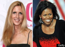 Ann Coulter Michelle Obama