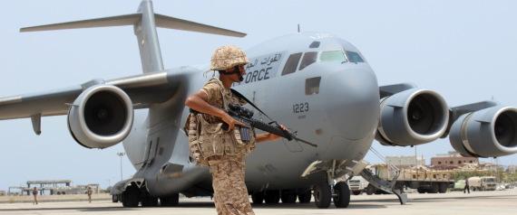 UAE FORCES IN YEMEN
