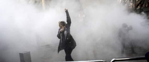 VEIL DEMONSTRATIONS IRAN