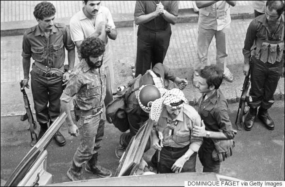 yasser arafat 1975