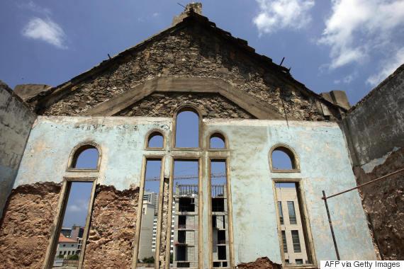 synagogue beirut
