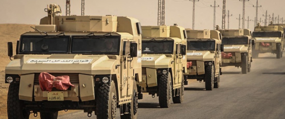 EGYPTIAN ARMED FORCES SINAI