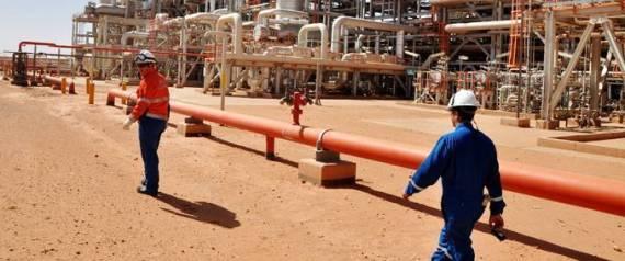 ALGERIA OIL