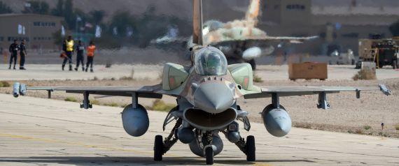 ماذا يعني سقوط مقاتلة الجيل n-ISRAEL-F-16-large570.jpg