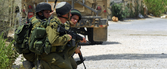 ISRAELI ARMY LEBANON