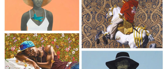 KEHINDE WILEY AMY SHERALD