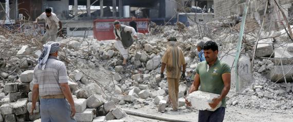 RECONSTRUCTION OF IRAQ