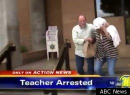 Teacher Fired