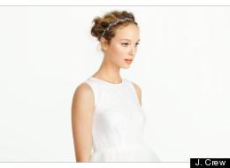 J. Crew Bridal: A Sneak Peek At Their Spring 2012 Collection