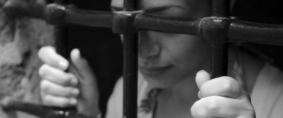 PRISON WOMAN