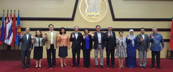 MAROC ASEAN