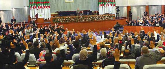ALGERIA GOVERNEMENT