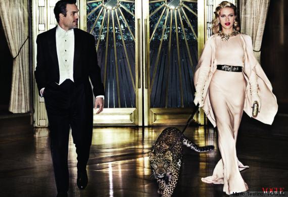 Scarlett Johansson Vogue Actress Talks Divorce From Ryan Reynolds PHOTOS