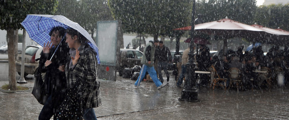 RAIN TUNISIA
