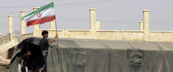 SYRIA WAR IRAN