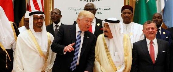 TRUMP ARAB SUMMIT