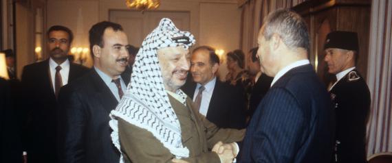 YASSER ARAFAT 1980