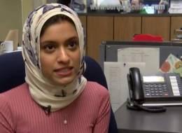 حلمها أن تظهر بالحجاب تحقَّق.. لأول مرة مذيعة أخبار تظهر بغطاء الرأس على شاشة قناة أميركية