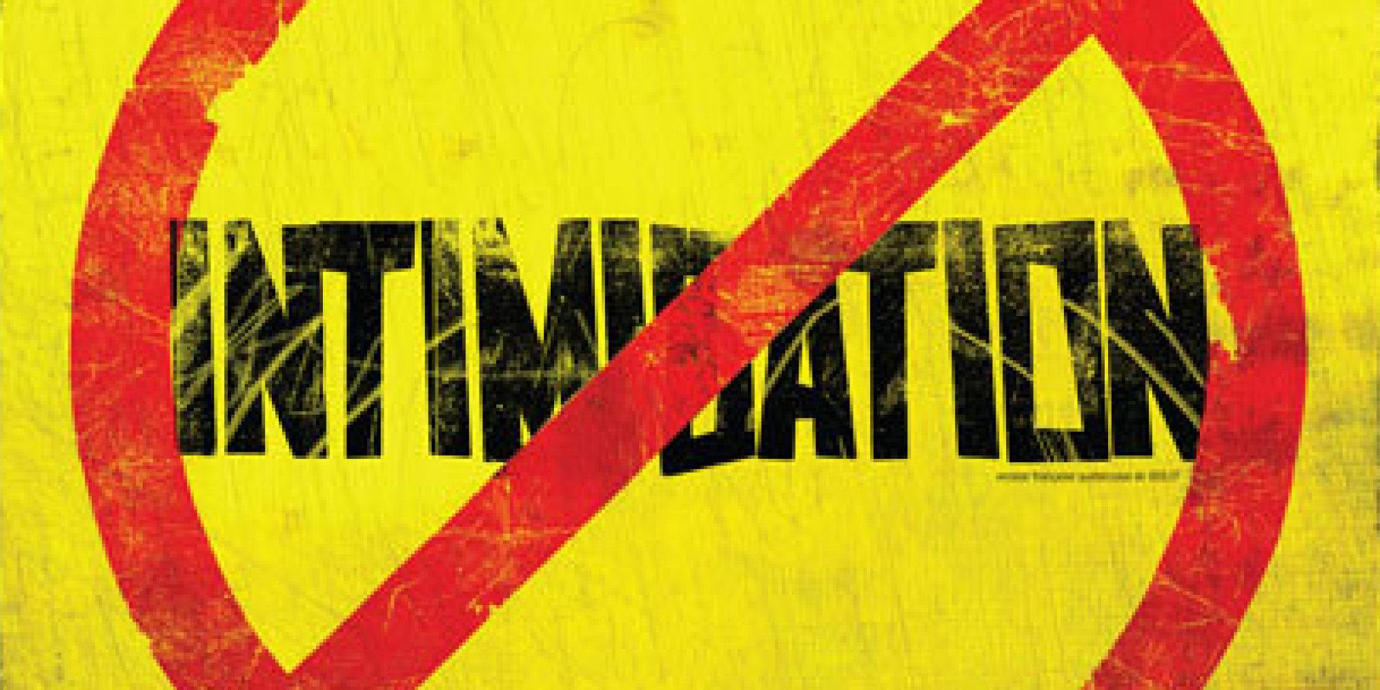 Garneau dénonce... Non à l'intimidation - Cliquez sur l'image pour dénoncer un mauvais comportement