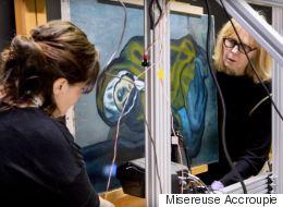 الأشعة السينية تكشف عملاً فنياً متخفٍّ تحت لوحةٍ لبيكاسو.. شاهد
