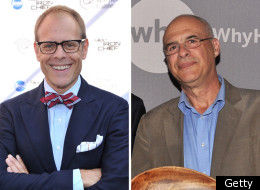Alton Brown Fumes At Mark Bittman Over Food TV Comments