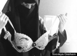 Sooraya Graham Bra Muslim