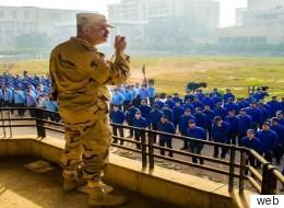 أناشيد من وقت النكسة وتنمية وعي باللاوعي.. ما حدث في 10 أيام تربية عسكرية!