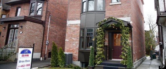 Canada Housing Market Toronto Wealthy Rich