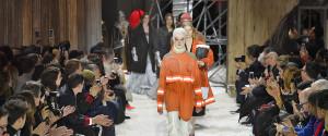 Fashion Week New York Calvin Klein 2018