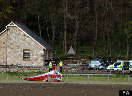 Microlight Crash