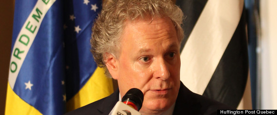 JEAN CHAREST ETUDIANTS