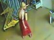 Adam Mabery Allegedly Broke Into Thrift Store And Danced In Red Dress (VIDEO)
