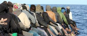 Migrants Mediterranee