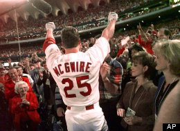 Baseball Hall Steroirds Mcgwire